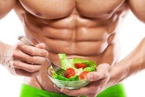 Was ist die Ernährung eines Sportlers?